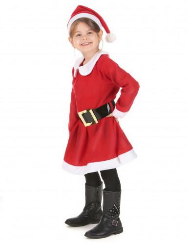 Costuma per bambina da Mamma Natale-1