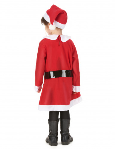 Costuma per bambina da Mamma Natale-2