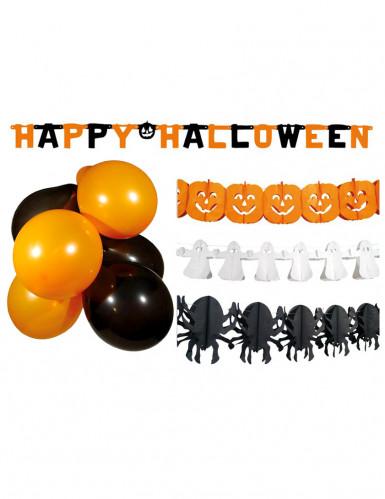Kit decorazioni da Halloween
