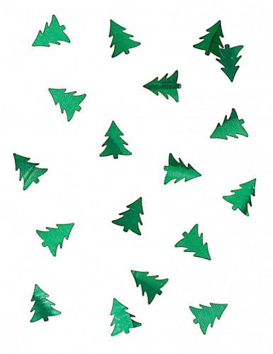 Coriandoli natalizi a forma di albero di Natale