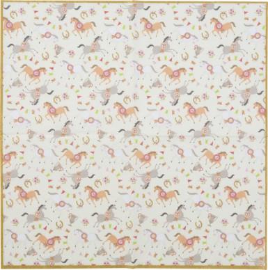 20 Tovaglioli di carta Pony 33 x 33 cm-2