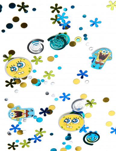 Coriandoli multicolori da tavola SpongeBob