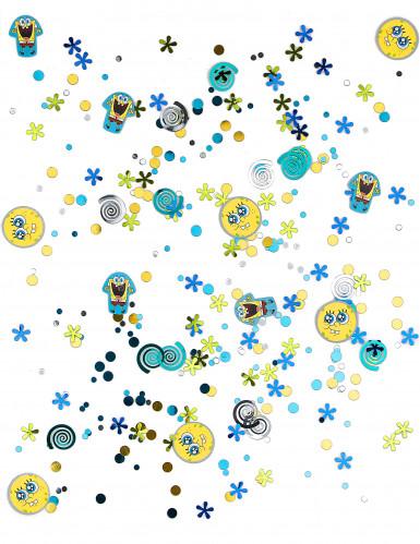 Coriandoli multicolori da tavola SpongeBob-1