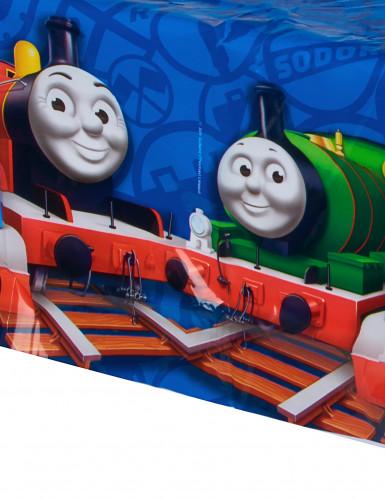 Tovaglia di plastica rettangolare Il Trenino Thomas™-1