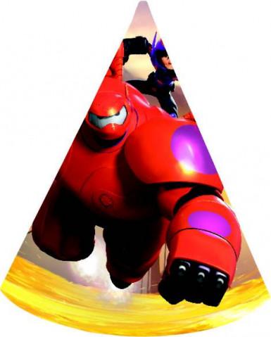 Cappellini di carta da festa di Big Hero 6™