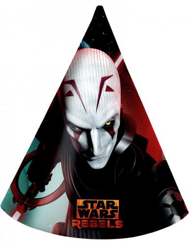 Lotto di cappellini da festa di Star Wars Rebels™