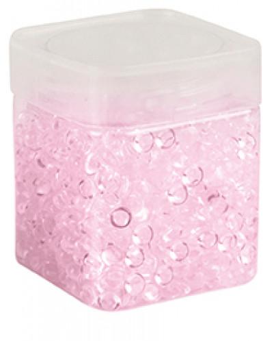 Barattolo di perle di pioggia rosa 120 gr-1