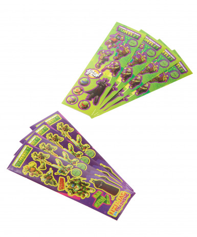 Set adesivi Tartarughe Ninja-1