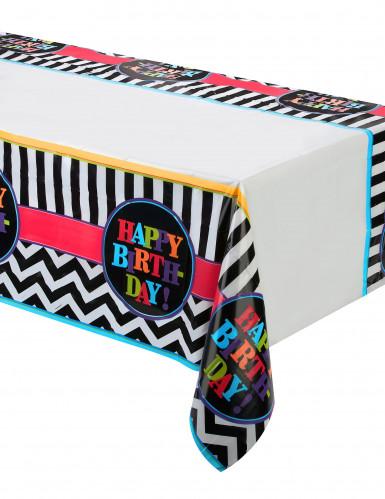 Tovaglia in plastica per compleanno