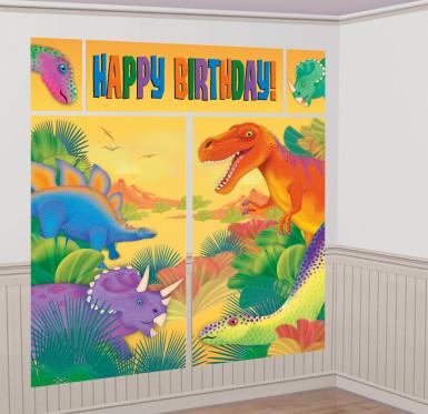 Sfondo Dino Party