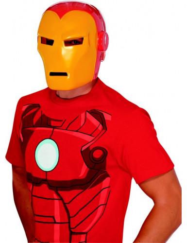 Maschera da Iron Man per adulto