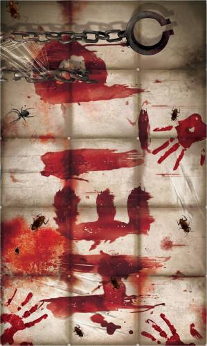12 Decorazioni di Halloween Manicomio degli orrori-4