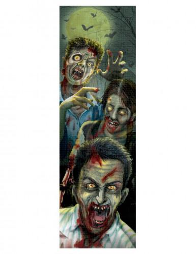 Quadro con Zombie per Halloween-1