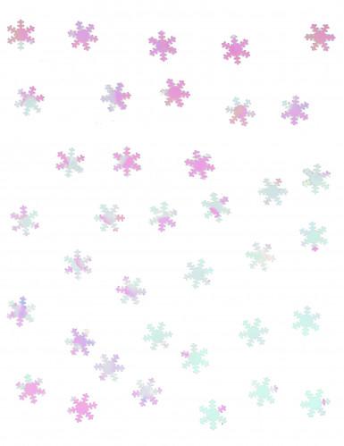Coriandoli fiocco di neve 28 grammi-1