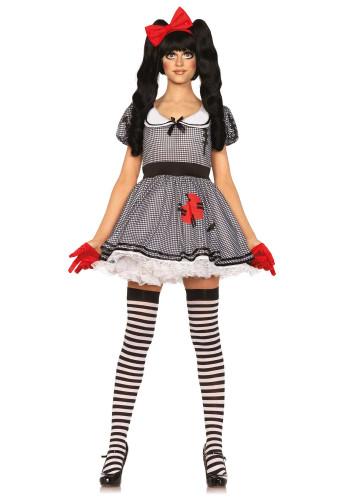 Costume bambola da donna