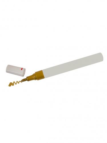Pennarello color oro per vetro o per lavagna