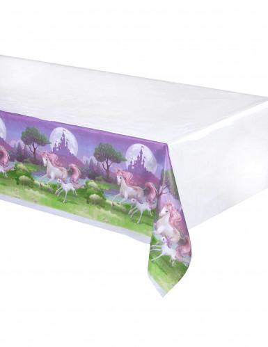 Tovaglia Unicorno in plastica