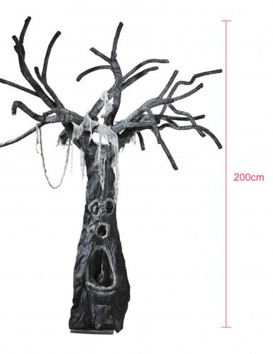 Albero stregato gigante per Halloween