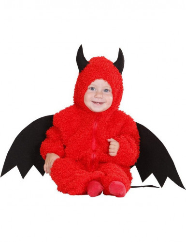 Costume da diavoletto per neonato