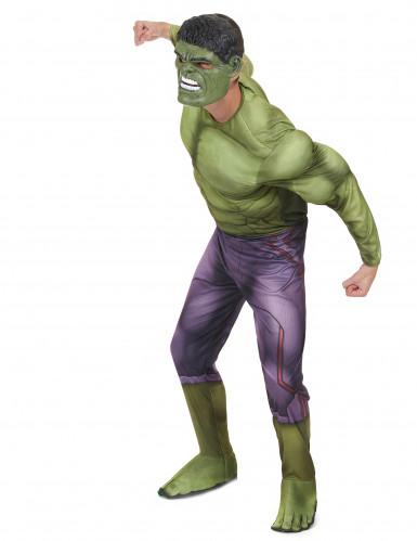 Travestimento deluxe Hulk™ movie 2 per adulto-1