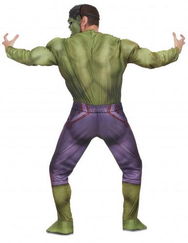 Travestimento deluxe Hulk™ movie 2 per adulto-2