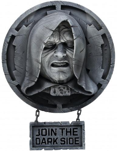 Decorazione da parete raffigurante l'Imperatore Palpatine di Star Wars™