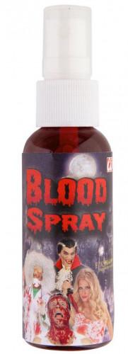 Bomboletta spray Halloween sangue finto