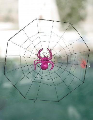Tela di ragno con ventosa-1