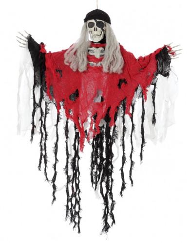 Decorazione per Halloween: pirata da appendere