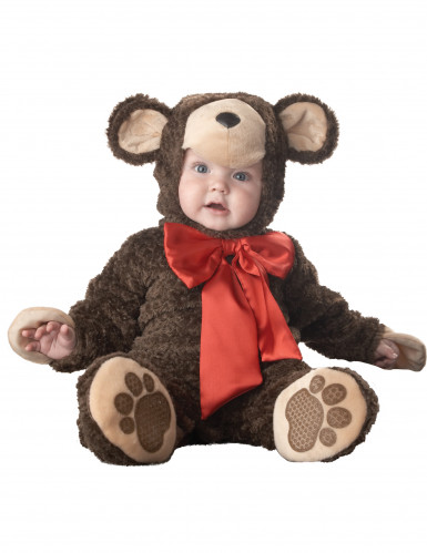 Costume da orso per neonati