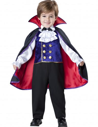 Travestimento da vampiro bambino Premium