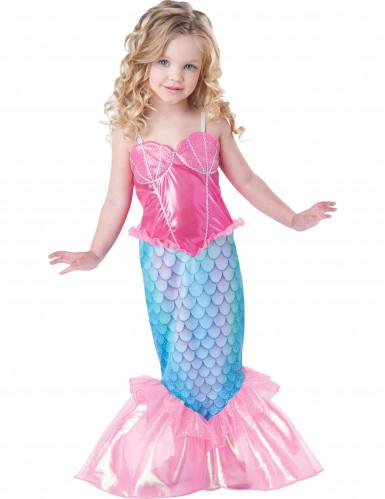Travestimento da sirena per bambina <br />- Premium
