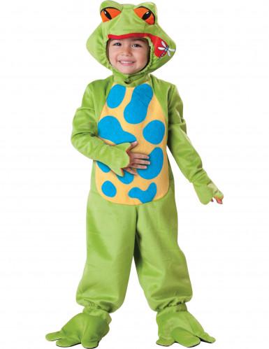 Costume da Ranocchio bambino <br />- Premium