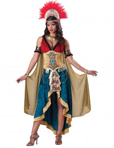 Travestimento da Regina Maya per donna <br />- Premium