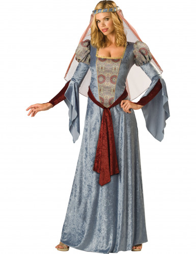 Costume da Marianna (l'amata di Robin Hood)Premium