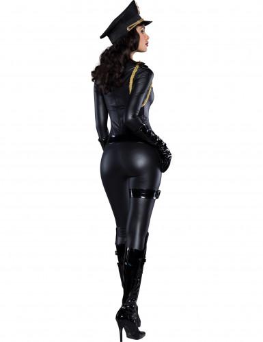 Costume Capitano sexy donna della serie Premium-1