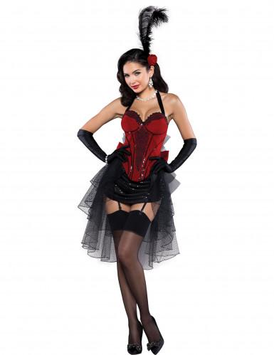 Costume burlesque da donna ? Premium