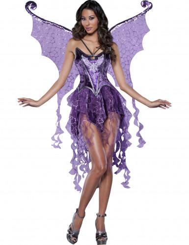Costume da ninfa per donna <br />- versione Premium