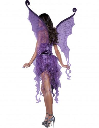 Costume da ninfa per donna <br />- versione Premium-1