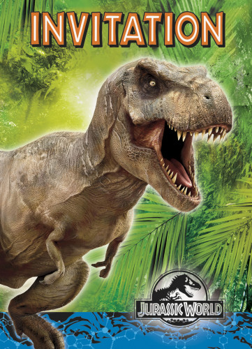 8 inviti Jurassic World™