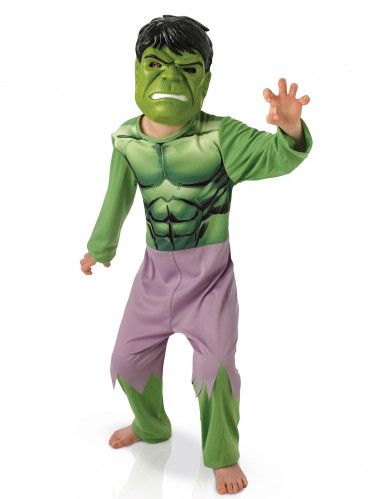 Costume da Hulk™ <br />- The Avengers™ per bambino