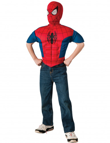 Kit travestimento da bambino Spiderman Ultimate™