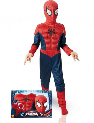 Cofanetto travestimento da bambino Spiderman Ultimate™
