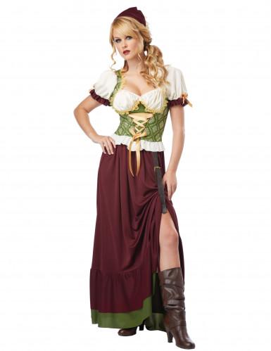 Costume per donna del Rinascimento