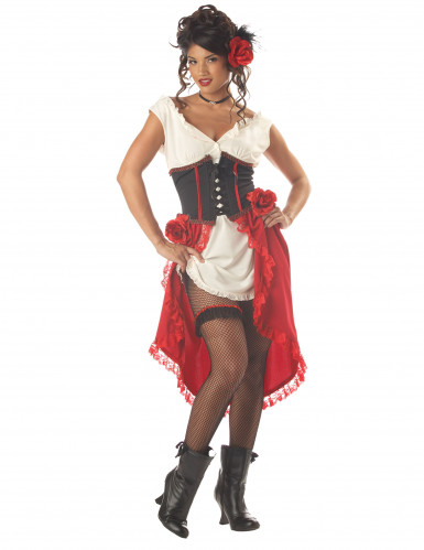 Costume da donna adulta sexy locandiera