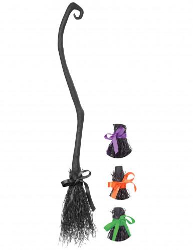 Accessorio per Halloween scopa strega