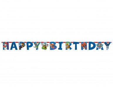 Festone Happy Birthday Paw Patrol™
