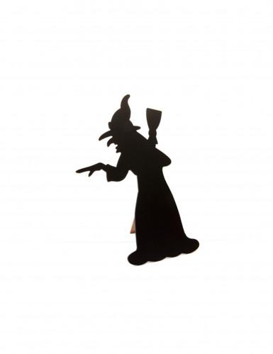 Lavagnetta menù strega per Halloween