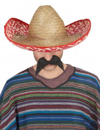 Sombrero messicano per adulto adulto-1