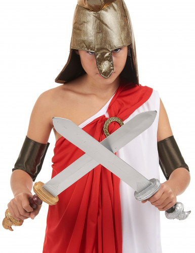 2 Spade da gladiatori per bambini-1